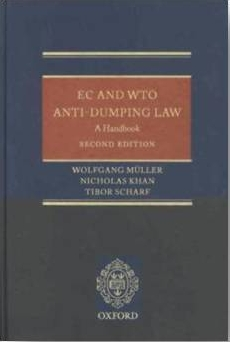 Seminar on anti-dumping law